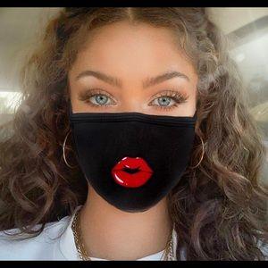COPY - No makeup no lipstick no problem red lips …